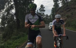 Gran Canaria winter training