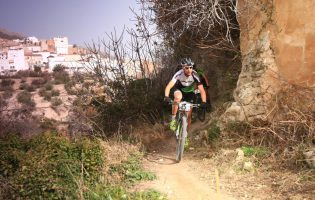 Andalucia Bike Race, Spanish trails
